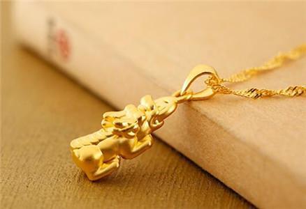 黄铜和黄金首饰如何辨别?