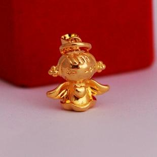 关于黄铜饰品的处理工艺