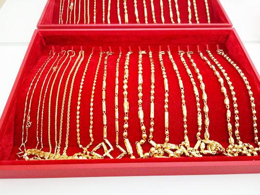 黄铜饰品保养方法